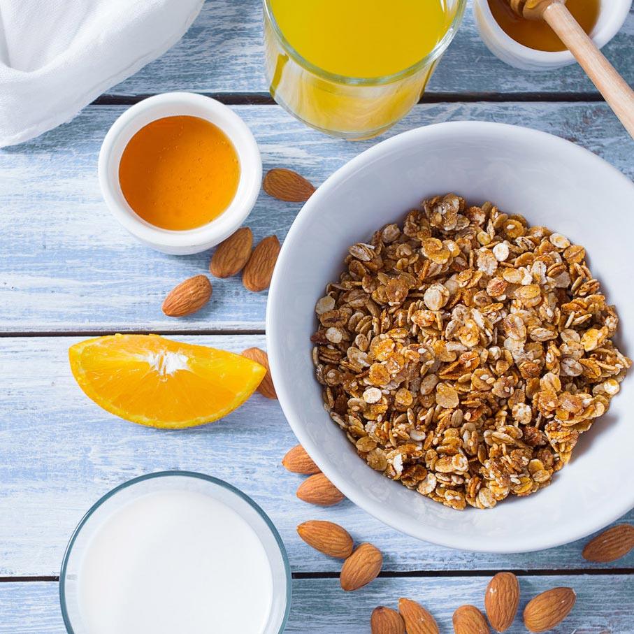 Frombee Honig online kaufen granola müsli frühstück joghurt