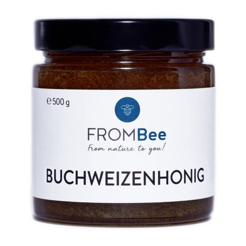 Buchweizen honig frombee
