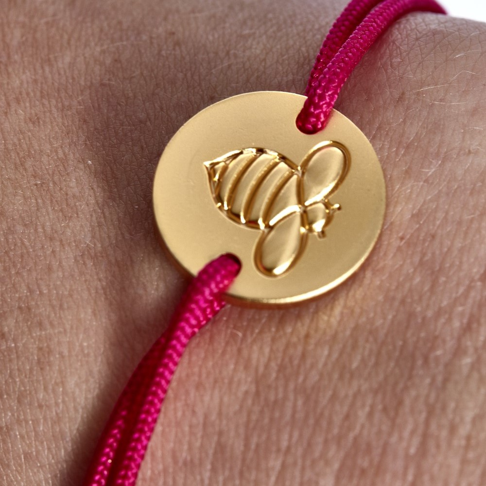 Frombee Armband Pink