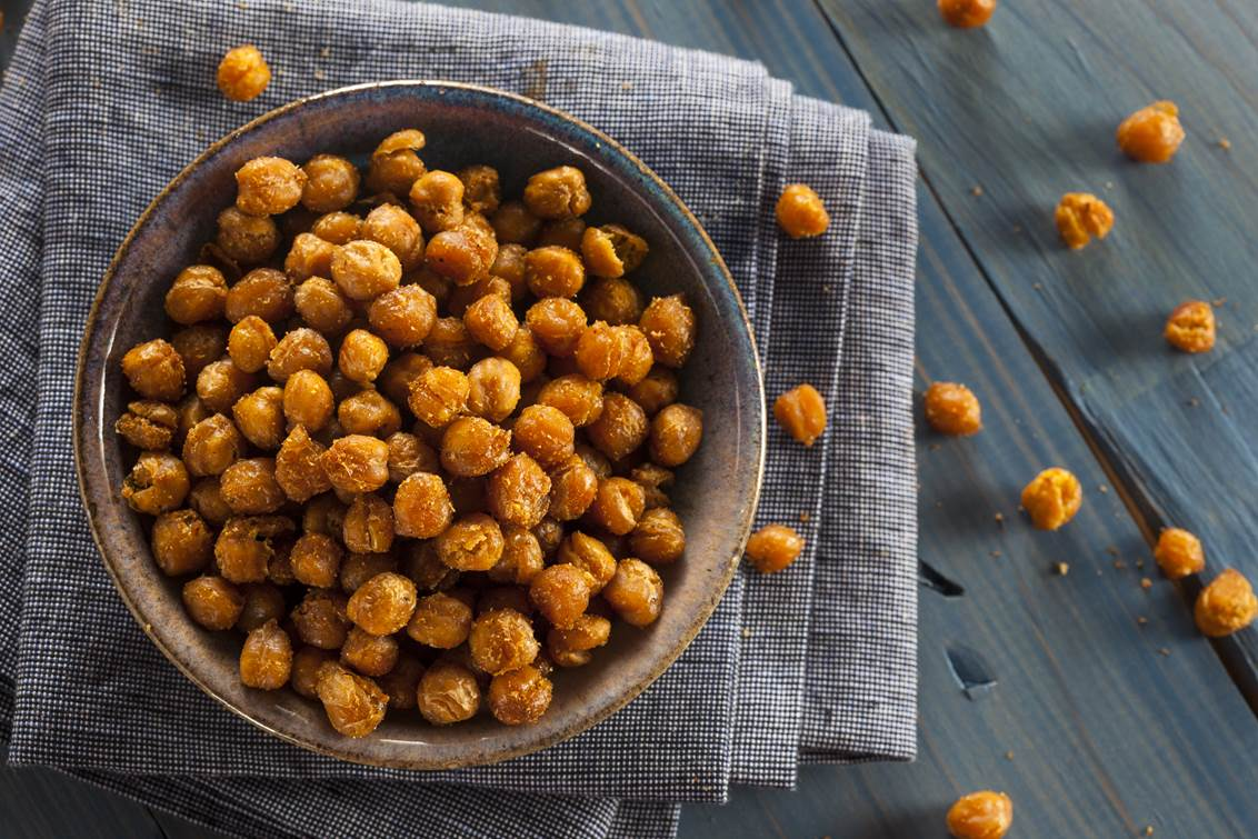 Kichererbsen Rezept mit Honig
