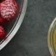 Himbeersorbet Rezept mit Honig